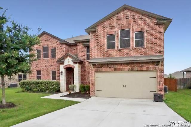 324 Blaze Moon, Cibolo, TX 78108 (MLS #1537412) :: Green Residential