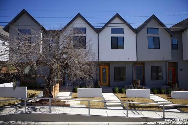 102 Tendick St #504, San Antonio, TX 78209 (MLS #1537423) :: Concierge Realty of SA