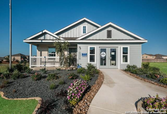 9918 Sarrebourg St., Schertz, TX 78154 (MLS #1537425) :: Beth Ann Falcon Real Estate