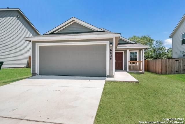 707 Ambush Ridge, San Antonio, TX 78220 (MLS #1537441) :: Beth Ann Falcon Real Estate