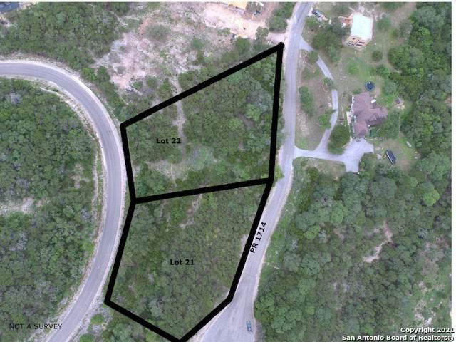 LOT 22 Pr 1714 & Pr 1717, Mico, TX 78056 (MLS #1537489) :: Exquisite Properties, LLC
