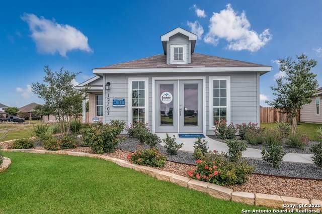727 Ambush Ridge, San Antonio, TX 78220 (MLS #1537513) :: Beth Ann Falcon Real Estate