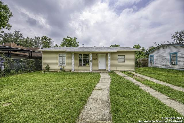 3230 Cato Blvd, San Antonio, TX 78223 (MLS #1537514) :: 2Halls Property Team | Berkshire Hathaway HomeServices PenFed Realty