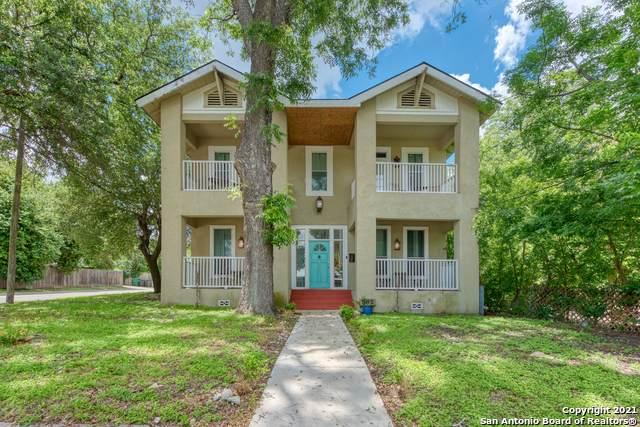 502 W Rosewood Ave, San Antonio, TX 78212 (MLS #1537531) :: The Real Estate Jesus Team