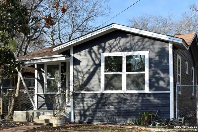 111 Plainview Dr, San Antonio, TX 78228 (MLS #1537532) :: Keller Williams Heritage