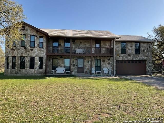 335 Klett Ranch Rd, Johnson City, TX 78636 (MLS #1537560) :: Concierge Realty of SA