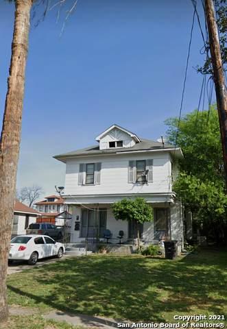 139 Nelson Ave, San Antonio, TX 78210 (MLS #1537567) :: BHGRE HomeCity San Antonio