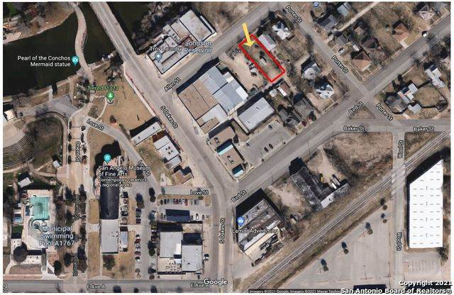 N/A Allen St, San Angelo, TX 76903 (MLS #1537569) :: ForSaleSanAntonioHomes.com