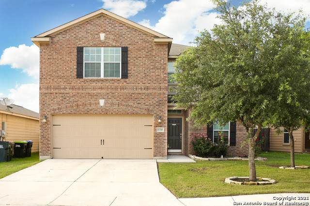11743 Luckey Ledge, San Antonio, TX 78252 (MLS #1537574) :: Beth Ann Falcon Real Estate