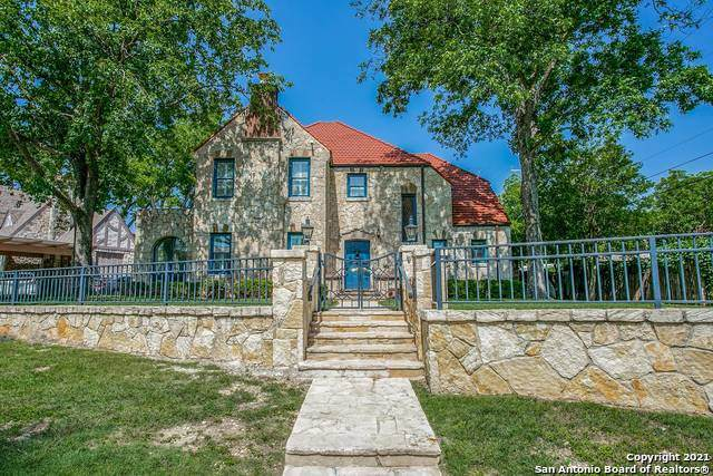 209 W El Prado Dr, San Antonio, TX 78212 (MLS #1537583) :: The Glover Homes & Land Group