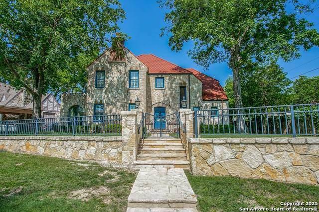 209 W El Prado Dr, San Antonio, TX 78212 (MLS #1537583) :: Green Residential