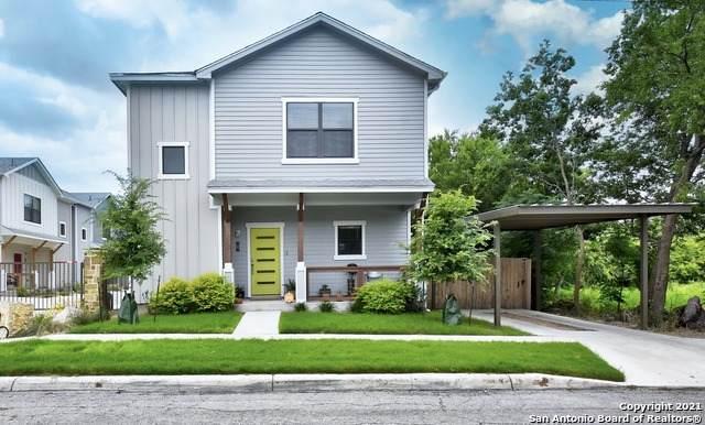 210 Utah St #101, San Antonio, TX 78210 (MLS #1537594) :: Real Estate by Design