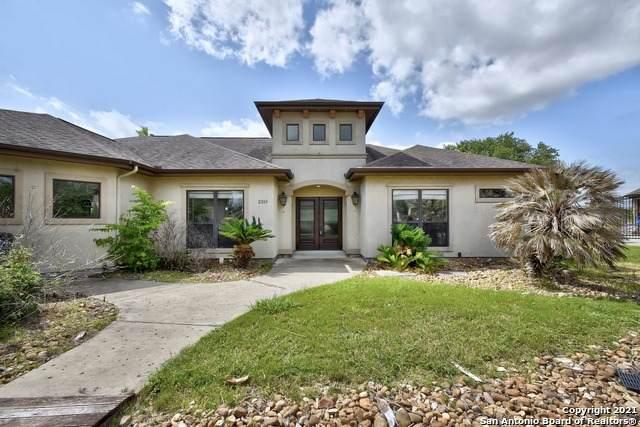 2319 Stratford Grace, New Braunfels, TX 78130 (MLS #1537596) :: The Lugo Group