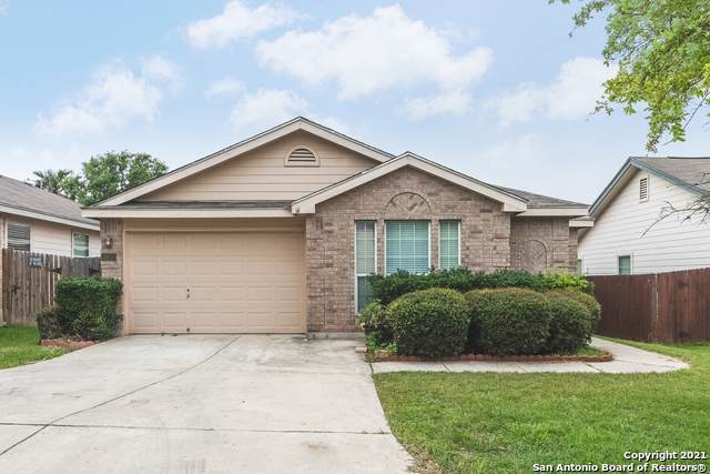 623 Coral Hbr, San Antonio, TX 78251 (MLS #1537599) :: Beth Ann Falcon Real Estate