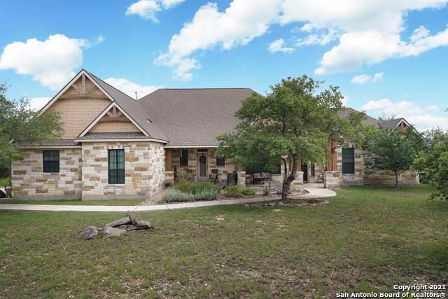 510 Vista Lk, Spring Branch, TX 78070 (MLS #1537611) :: Neal & Neal Team