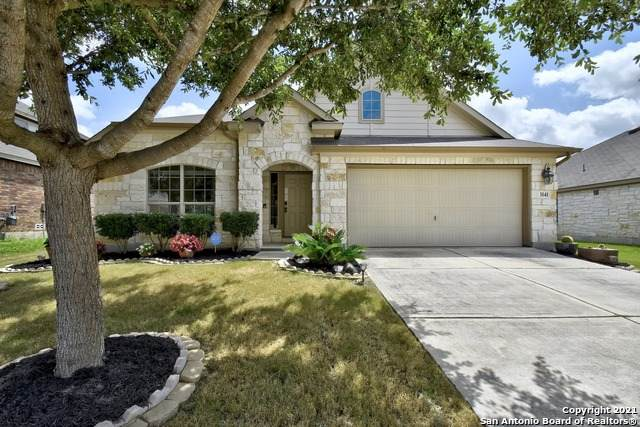 3141 Pencil Cholla, Schertz, TX 78154 (MLS #1537618) :: 2Halls Property Team | Berkshire Hathaway HomeServices PenFed Realty