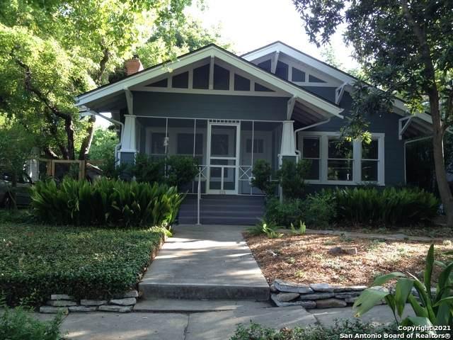 113 Armour Pl, San Antonio, TX 78212 (MLS #1537642) :: The Real Estate Jesus Team