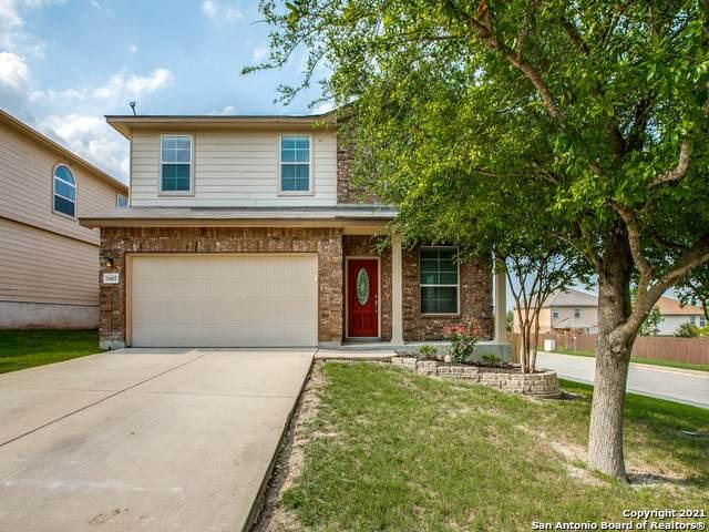11603 Wayward Daisy, San Antonio, TX 78245 (MLS #1537653) :: Concierge Realty of SA