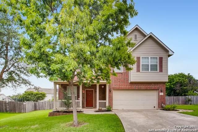 14005 Roslin Frst, Live Oak, TX 78233 (MLS #1537655) :: The Heyl Group at Keller Williams