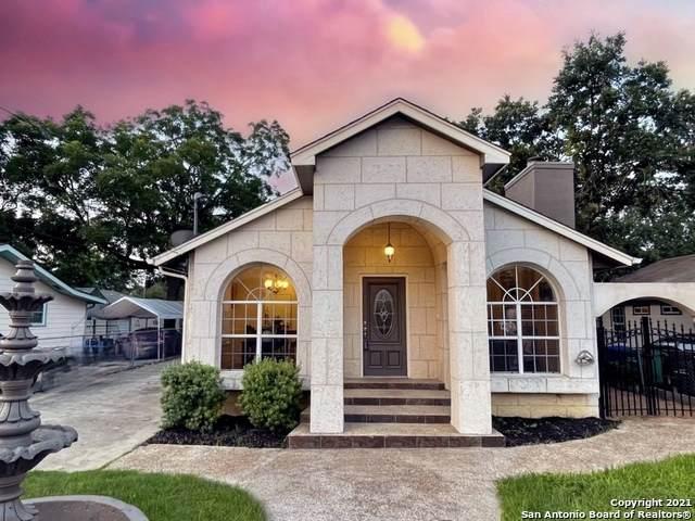 5434 Justo St, San Antonio, TX 78227 (MLS #1537707) :: 2Halls Property Team | Berkshire Hathaway HomeServices PenFed Realty