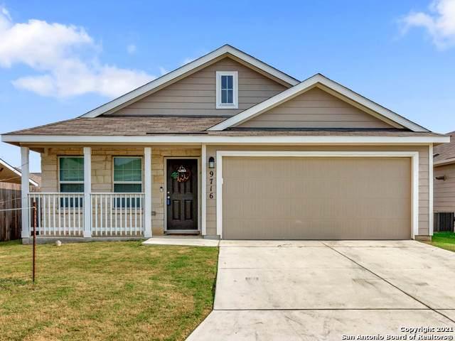 9716 Marbach Brook, San Antonio, TX 78245 (MLS #1537729) :: Concierge Realty of SA