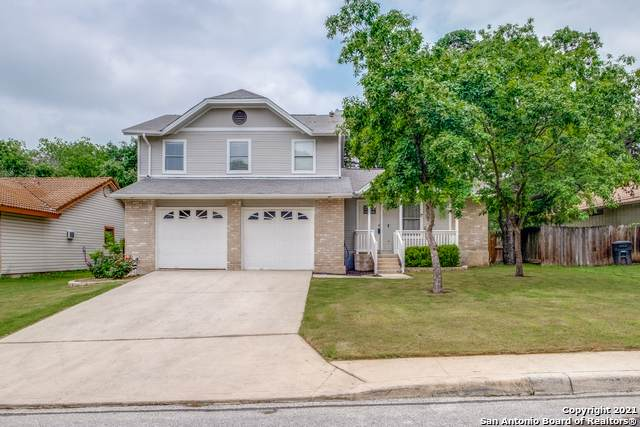 9743 Knob Oak, San Antonio, TX 78250 (MLS #1537738) :: Bexar Team
