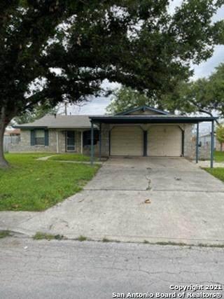 3719 Diadem Ln, Kirby, TX 78219 (MLS #1537745) :: BHGRE HomeCity San Antonio