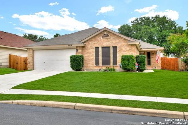 3516 Hamilton Pl, Schertz, TX 78154 (MLS #1537765) :: Keller Williams Heritage