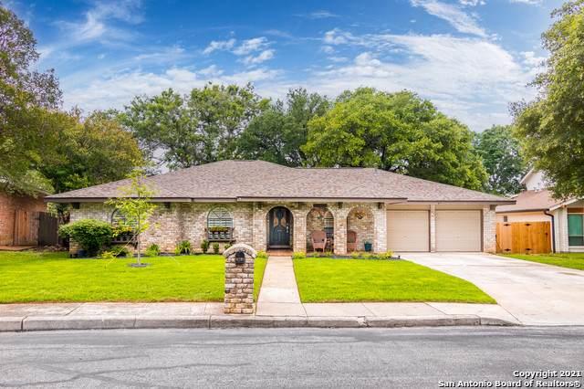 15703 Horse Creek St, San Antonio, TX 78232 (MLS #1537767) :: Bexar Team
