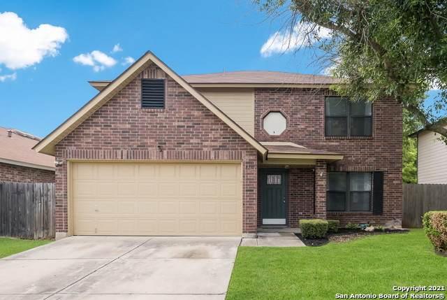 8210 Donley Pond, San Antonio, TX 78254 (MLS #1537769) :: Bexar Team