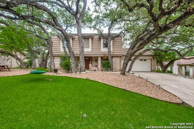 19914 Encino Ridge St, San Antonio, TX 78259 (MLS #1537776) :: Bexar Team
