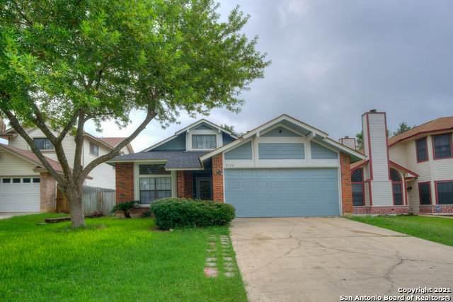 8122 Ludlow Trail, San Antonio, TX 78244 (MLS #1537783) :: Bexar Team