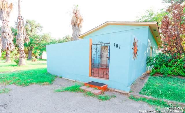 101 Avenida Juarez Rd #1, Brackettville, TX 78832 (MLS #1537790) :: Williams Realty & Ranches, LLC