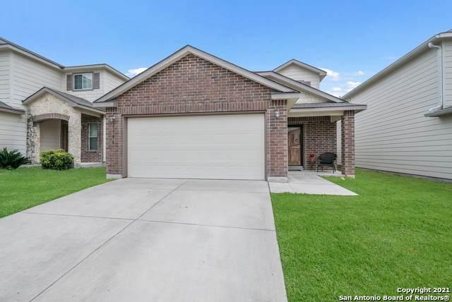 3726 Fringe Breeze, San Antonio, TX 78261 (MLS #1537819) :: BHGRE HomeCity San Antonio