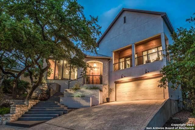 14 Orsinger Cape, San Antonio, TX 78230 (MLS #1537828) :: BHGRE HomeCity San Antonio