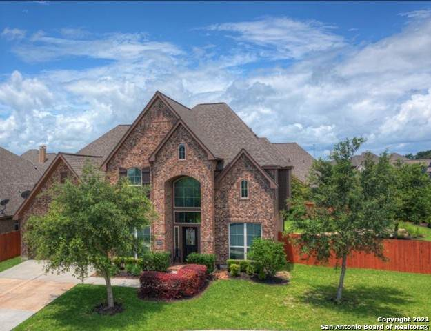 3070 Mustang Meadow, Seguin, TX 78155 (MLS #1537837) :: Beth Ann Falcon Real Estate