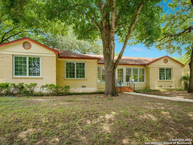 123 E Lullwood Ave, San Antonio, TX 78212 (MLS #1537848) :: The Glover Homes & Land Group