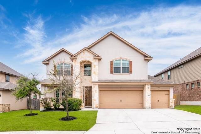 3810 Ox-Eye Daisy, San Antonio, TX 78261 (#1537869) :: The Perry Henderson Group at Berkshire Hathaway Texas Realty