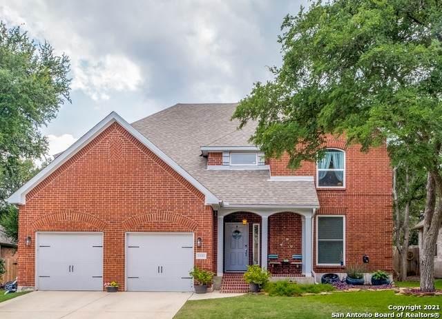 2441 Woodbridge Way, Schertz, TX 78154 (MLS #1537880) :: Carter Fine Homes - Keller Williams Heritage