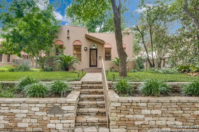 125 Rosemary Ave, Alamo Heights, TX 78209 (MLS #1537885) :: Real Estate by Design