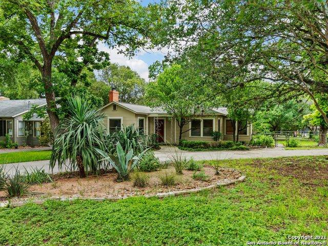 401 Corona Ave, Alamo Heights, TX 78209 (MLS #1537903) :: Real Estate by Design