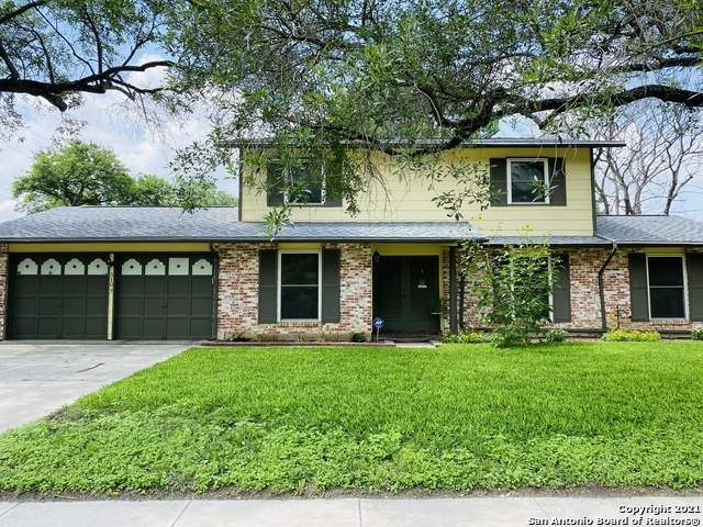 5107 Merlin Dr, San Antonio, TX 78218 (#1537904) :: The Perry Henderson Group at Berkshire Hathaway Texas Realty