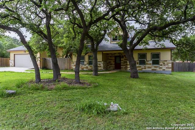 1227 Mendelin Dr, San Antonio, TX 78260 (MLS #1537913) :: Bexar Team