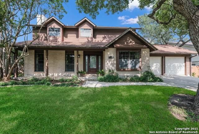 19918 Encino Briar, San Antonio, TX 78259 (MLS #1537938) :: Bexar Team