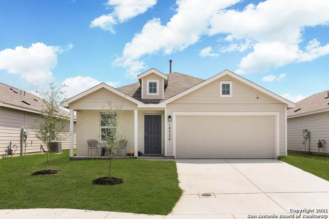 10534 De Gonzalo Way, Converse, TX 78109 (#1537959) :: The Perry Henderson Group at Berkshire Hathaway Texas Realty