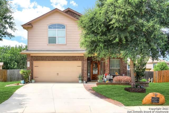 6007 Tanzanite Rim, San Antonio, TX 78222 (#1537960) :: The Perry Henderson Group at Berkshire Hathaway Texas Realty