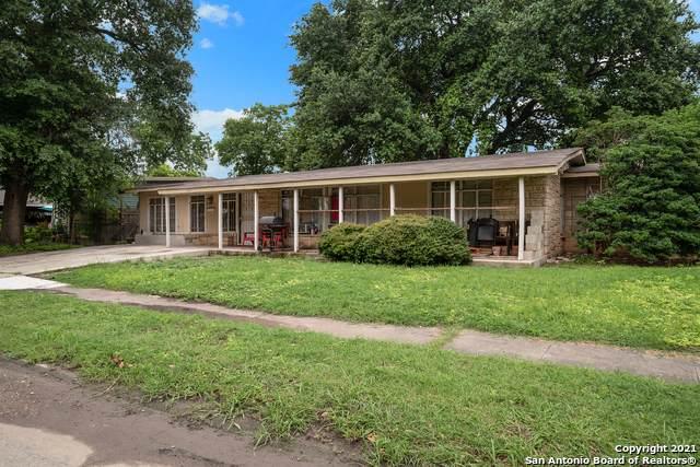 103 Englewood Dr, San Antonio, TX 78213 (MLS #1537963) :: Concierge Realty of SA