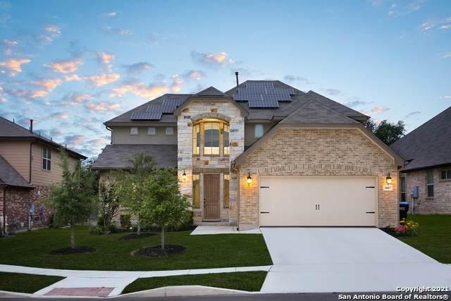 5807 Burro Stone, San Antonio, TX 78253 (MLS #1537971) :: Bexar Team