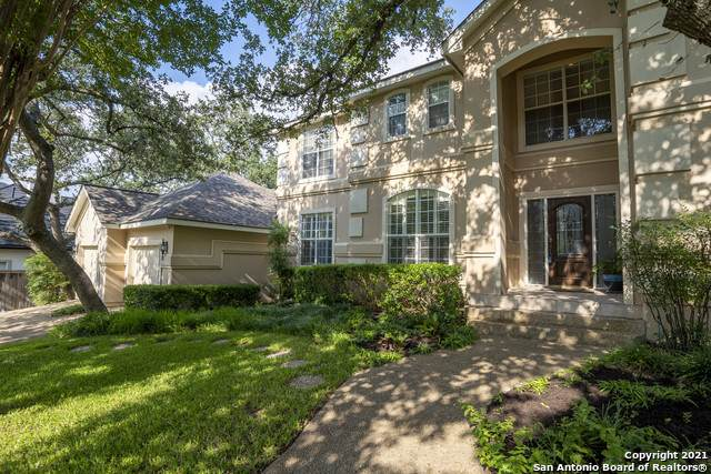 17122 Fawn Brook Dr, San Antonio, TX 78248 (MLS #1537981) :: Beth Ann Falcon Real Estate