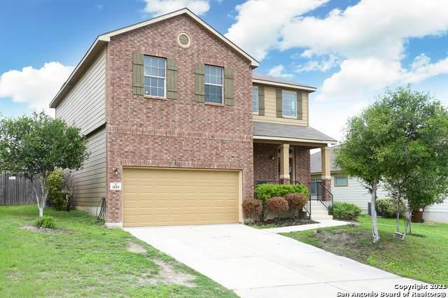 1819 Mobeetie Trail, San Antonio, TX 78245 (MLS #1537997) :: 2Halls Property Team | Berkshire Hathaway HomeServices PenFed Realty
